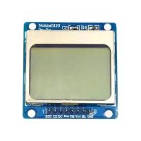LCD Nokia 5110 84x84 Blue Backlight DIsplay