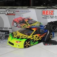 Rc Car Caster Racing Rz10 Electric Elektrik Drift 1/10 Rtr Brushed