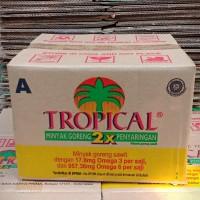Box Kardus Bekas Dus Tropical 30 x 27x 22 cm Tebal Double Wall