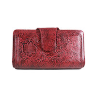 Marlin Wallet Motif Red