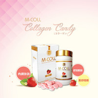 Candy MCOLL collagen & whitening anti aging