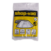 Shopvac Kertas Penyaring Penghisap Debu Kering