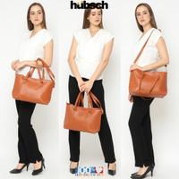 Super Elegant.!! Tas Fashion Hubsch Kode 21134 Bahan Kulit Sintetis