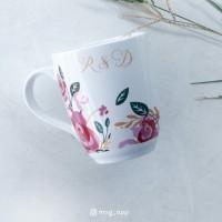 mug corning special wedding R&D