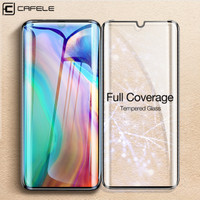 CAFELE Huawei P30 / P30 PRO - 4D Tempered Glass Full Cover [ORIGINAL]