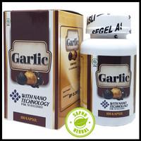 Walatra Black Garlic 100% Ekstrak Bawang Putih Hitam Tunggal Lanang