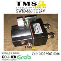 Albright contactor for forklift jungheinrich SW80-860 PE 24V