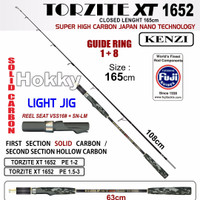 JORAN KENZI TORZITE XT LIGHT JIG PE 1.5-3