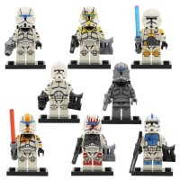 SY 1071 Starwars Minifigure Space Wars SY1071 Storm Trooper