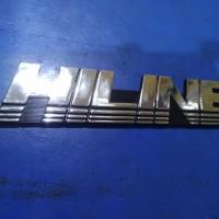 Logo Emblem Tulisan HILINE Daihatsu TAFT Harga Satuan