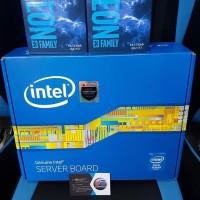 SALE Ready Motherboard Intel Server Board DBS1200SPSR RESMI