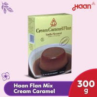 Haan Flan Mix Cream Caramel