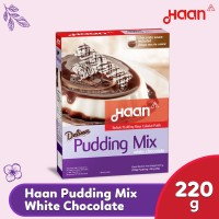 Haan Pudding Mix White Chocolate