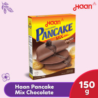 Haan Pancake Mix Chocolate