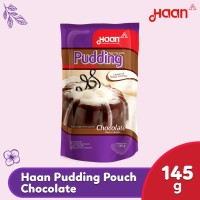 Haan Pudding Pouch Chocolate