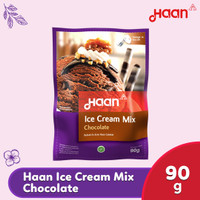 Haan Ice Cream Mix Chocolate