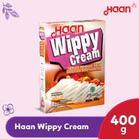 Haan Wippy Cream 400 g