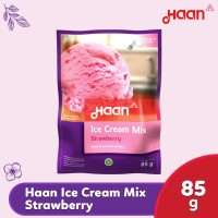 Haan Ice Cream Mix Strawberry