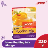 Haan Pudding Mix Mango