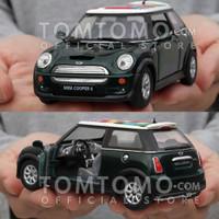 Mini Cooper M Tomtomo Mobil Mobilan Diecast Miniatur Mainan Anak Cowok