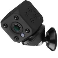 Wifi IP Camera 1.0MP Mini Wifi IP Camera Two Way Audio 4Pcs LED Night