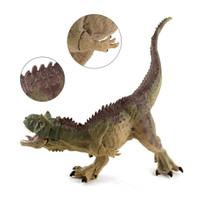 Carnotaurus Kecil Figure Dinosaurus Model Simulasi Dino