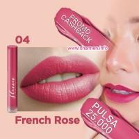 Shannen Lipstik Lipp Matte No.04 Original