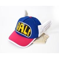 Hrgapromo 1 Pcs Cute Angel Hat with Wings Blue Children Hat Children