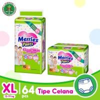 Merries Pants Good Skin XL 38S+ XL 26S