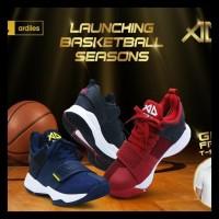 Sepatu Dbl Ardiles Ad1 Abraham Sepatu Basket Original - Hitam, 45