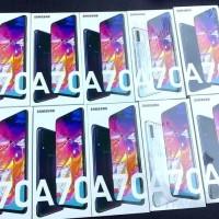 Samsung Galaxy A70 Ram 6GB + 128GB Sein Resmi