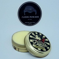 Paling Populer King Pomade Mini Medium Hold Aroma Lemon