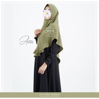 Aira Khimar by Kaisya Size M