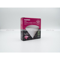 HARIO V60 Paper Filter 01 VCF-01-40W (BLEACH)