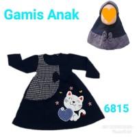 Baju Gamis Muslim Anak 1-3 tahun 6815