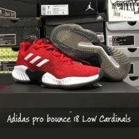 sepatu basket pro Bounce 18 Cardinal red