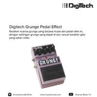 Digitech Grunge Pedal Effect