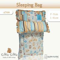 Kuma kuma sleeping bag kanopy / selimut bayi