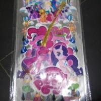 Plastik Souvenir Kecil Ponny