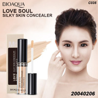 BIOAQUA 3 COLORS SILKY SKIN CONCEALER LOVE SOUL WATERPROOF