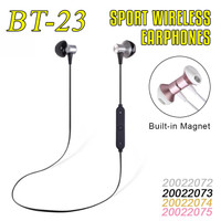 Sport Wireless Earphone BT-23 - Headset Bluetooth