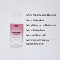 Bleaching Badan Salon / Body Bleaching Salon / Pemutih Badan Salon