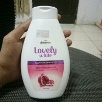 Emeron Lovely Glowing Red Body Lotion 250ml