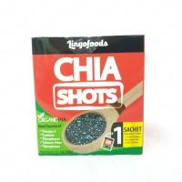 LINGOFOOD CHIA SHOTS 10X10GR (100GR)