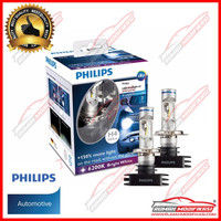 PHILIPS - X-TREME ULTINON LED - H4 - WHITE - LED - 200% BRIGHTER