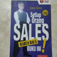 buku: Setiap Orang Sales harus baca buku ini!