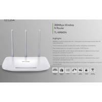 TP-LINK TL-WR845N 300Mbps Wi-Fi Wireless N Router TP LINK