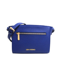 Les Catino Dindi Crossbody Nautical Blue