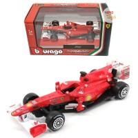 Bburago 1/43 Ferrari Racing F10 #8 Romain Grosjean
