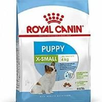ROYAL CANIN X-SMALL BREED PUPPY DOG FOOD 1,5 Kg